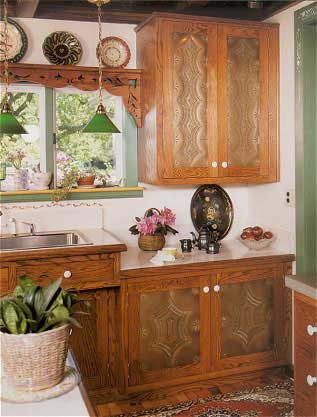 Exceptionnel Featuring Punch Tin Panel Style RP 1146